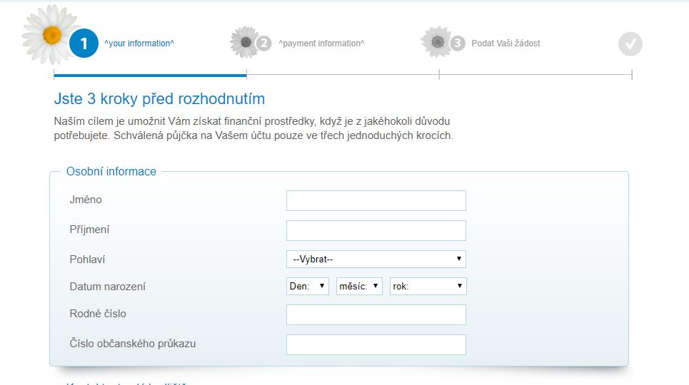 online pujcky bez registru koryčany firmy